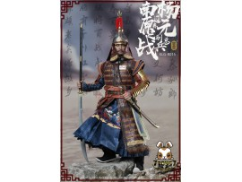Kong Ling Ge 1/6 KLG-R015 Deputy General of Liaodong in Namwon war - Yang Yuan_ Box Set _ZZ085N