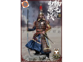 [Pre-order] Kong Ling Ge 1/6 KLG-R015 Deputy General of Liaodong in Namwon war - Yang Yuan_ Box Set _ZZ085N