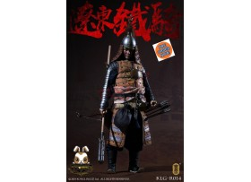 [Pre-order] Kong Ling Ge 1/6 KLG-R014 Ming Dynasty - Liaodong Mongol Cavalier_ Box Set _ZZ085K