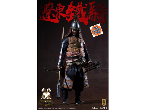 [Pre-order] Kong Ling Ge 1/6 KLG-R014 Ming Dynasty - Liaodong Mongol Cavalier_ Box Set _ZZ085K