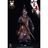 Kong Ling Ge 1/6 Bloody Battle Hall 1593: Xuanwu General_ Box Set _Now ZZ085C