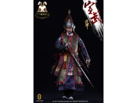 Kong Ling Ge 1/6 Bloody Battle Hall 1593: Xuanwu General_ Box Set _Now ZZ085C