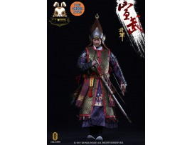 [Pre-order] Kong Ling Ge 1/6 Bloody Battle Hall 1593: Xuanwu General_ Box Set _ZZ085C