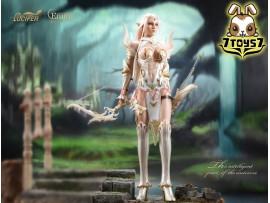 Lucifer 1/6 Elf Queen - Emma Armor Version_ Box Set _LU001Z