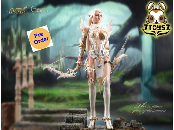 [Pre-order] Lucifer 1/6 Elf Queen - Emma Armor Version_ Box Set _LU001Z
