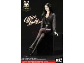 Super MC Toys 1/6 F-077 Office Lady Sets_ Costume Sets _Magic Cube _ZZ105N