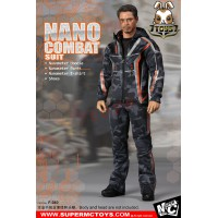 Super MC Toys 1/6 F-080 Nano Combat Suit_ Costume Sets _ZZ105M