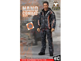 [Pre-order] Super MC Toys 1/6 F-080 Nano Combat Suit_ Costume Sets _ZZ105M
