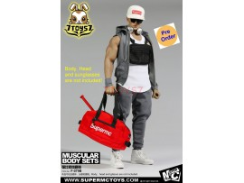 [Pre-order] Super MC Toys 1/6 F-079 Muscular Body Fashion_ Sets B _Magic Cube ZZ105P