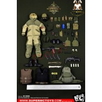 Super MC Toys 1/6 M-069B Russian Spetsnaz - FSB Alfa Group 3.0_ Gorka Set _Modern ZZ105E