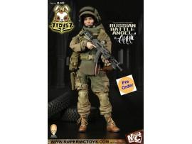 [Pre-order] Super MC Toys x FacePoolFigure 1/6 M-082 Russian battle angel - Anna_ Box Set _Magic Cube ZZ105Q