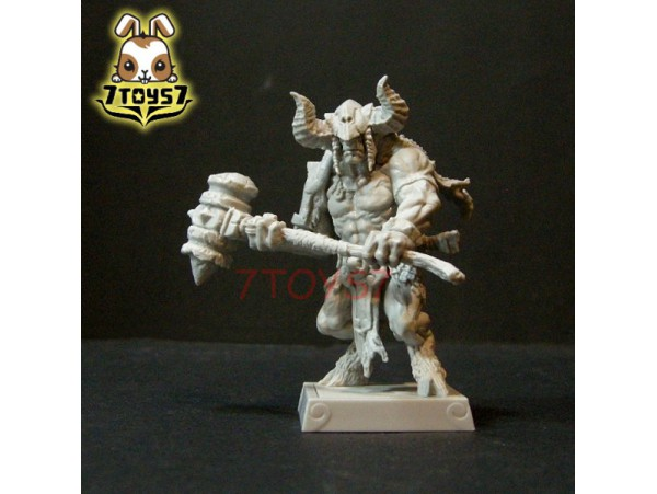 Marrow Journey Wrath of Demons_ Bull General _Board games Character MP001H
