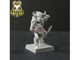 Marrow Journey Wrath of Demons_ Bull Soldier _Board games Character MP001G
