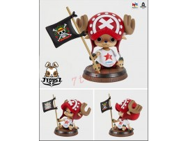 Megahouse One Piece POP Chopper Crimin Ver. Korea X-mas limited_ Statue _MH010Z