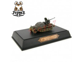 Metal Troops 6115 1/144 sd.kfz. 7.2 with 20mm Flak gun _German AFV WWII MT007B