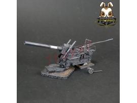 "Metal Troops 4"" MT6120 WWII German (M1) 35.5cm Super Heavy Howitzer_ Set _Now MT009Z"