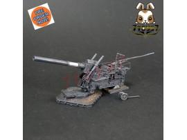 "[Pre-order] Metal Troops 4"" MT6120 WWII German (M1) 35.5cm Super Heavy Howitzer_ Set _MT009Z"