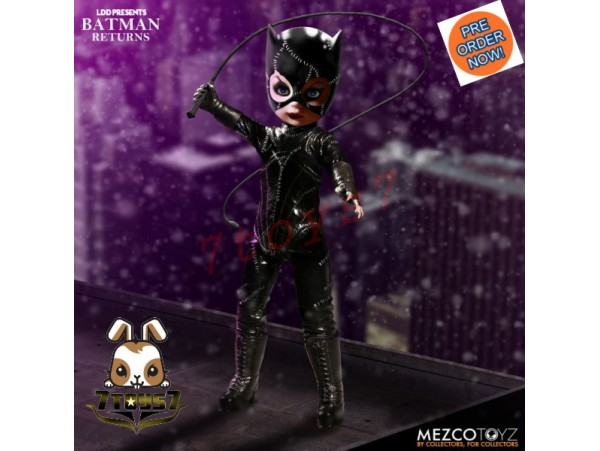 "[Pre-order] Mezcotoyz LDD 10"" Catwoman_ Box _Batman Returns ZZ102N"