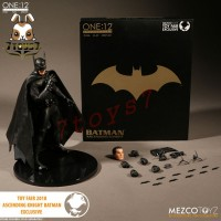 Mezco Toyz 1/12 Batman Ascending Knight: Toy Fair 2018 Exclusive_ Figure Box Set _New ME012Z