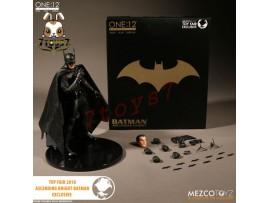 Mezco Toyz 1/12 Batman Ascending Knight: Toy Fair 2018 Exclusive_ Figure Box Set _New ME012Z
