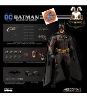 [Pre-order] Mezco Toyz 1/12 One:12 Batman Sovereign Knight_ Figure Box Set _DC ME017Z