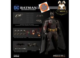 [Pre-order] Mezco Toyz 1/12 One:12 Batman Sovereign Knight_ Figure Box Set _DC ME017Z