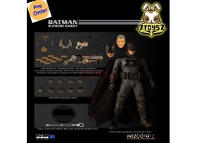 [Pre-order] Mezco Toyz 1/12 One:12 Batman Supreme Knight_ Figure Box Set _DC ME059Z