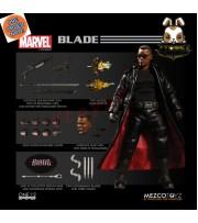 [Pre-order] Mezco Toyz 1/12 One:12 Blade_ Figure Box Set _ME015Z