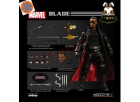 [Pre-order] Mezco Toyz 1/12 One:12 Blade_ Figure Box Set _ME015Z
