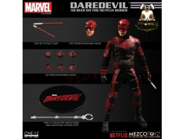 Mezco Toyz 1/12 One:12 Daredevil_ Figure Box Set _Marvel ME031Z