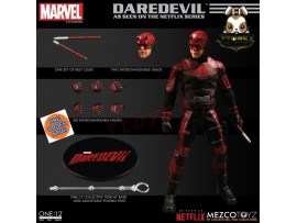 [Pre-order] Mezco Toyz 1/12 One:12 Daredevil_ Figure Box Set _DC ME031Z
