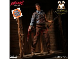 [Pre-order] Mezco Toyz 1/12 Evil Dead 2 - Ash_ Figure Box Set _ME006Z