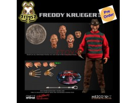 [Pre-order] Mezco Toyz 1/12 A Nightmare on Elm Street - Freddy Krueger_ Figure Box Set _ME041Z