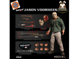 [Pre-order] Mezco Toyz 1/12 One:12 Friday the 13th Jason_ Figure Box Set _ME014Z