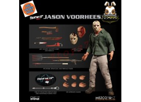 [Pre-order] Mezco Toyz 1/12 Friday the 13th Jason_ Figure Box Set _ME014Z