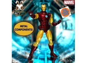 [Pre-order] Mezcotoyz 1/12 Marvel Iron Man_ Box Set _ZZ102T