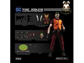 Mezco Toyz 1/12 One:12  Joker - Crown Prince of Crime_ Figure Box Set _DC ME023Z