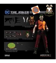 [Pre-order] Mezco Toyz 1/12 One:12  Joker - Crown Prince of Crime_ Figure Box Set _DC ME023Z