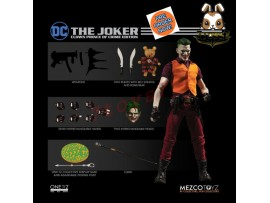 [Pre-order] Mezco Toyz 1/12 One:12  Joker - Crown Prince of Crime_ Figure Box Set _DC ME023Z