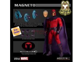 [Pre-order] Mezco Toyz 1/12 One:12 Magneto_ Figure Box Set _ME053Z