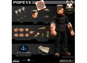 [Pre-order] Mezco Toyz 1/12 Popeye_ Figure Box Set _ME011Z