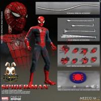 Mezco Toyz 1/12 One:12 Marvel Spider-Man_ Figure Box Set _Now ZZ102B