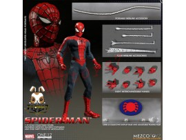 Mezco Toyz 1/12 One:12 Marvel Spider-Man_ Figure Box Set _Now ZZ102B