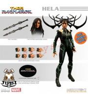 [Pre-order] Mezco Toyz 1/12 Thor Ragnarok Hela_ Figure Box Set _ME028Z