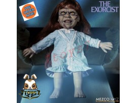 "[Pre-order] Mezco Toys 15"" Mega scale Exorcist w/sound feature_ Figure _ME018Z"