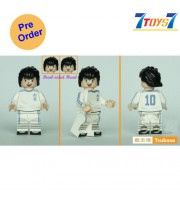 [Pre-order deposit] Minfinity Bricks MF044 Minifigures: Captain Tsubasa - Tsubasa Oozora_ figure _MM012A