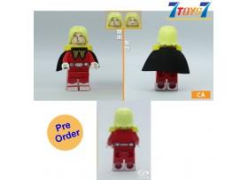 [Pre-order deposit] Minfinity Bricks MF085 Minifigures: Gundam - Char Azable_ figure _MM013D