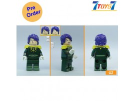 [Pre-order deposit] Minfinity Bricks MF086 Minifigures: Gundam - Garma Zabi_ figure _MM013E