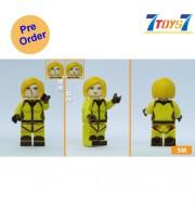 [Pre-order deposit] Minfinity Bricks MF087 Minifigures: Gundam - Sayla Mass_ figure _MM013F