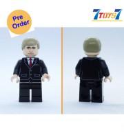 [Pre-order deposit] Minfinity Bricks MF072 Minifigures: Leader Putin_ figure _MM010D